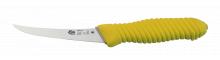 Нож обвалочный MORA Frosts CB5SF-ER изогнутый (жёлтый)