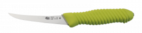 Нож обвалочный MORA Frosts CB5SF-ER изогнутый (зелёный)