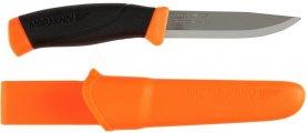 Нож туристический MORAKNIV Companion F (оранжевый)