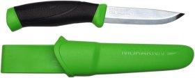 Нож туристический MORAKNIV Companion F (зелёный)