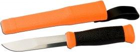 Нож туристический MORAKNIV Outdoor-2000 (оранжевый)