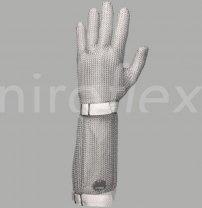 Кольчужная перчатка Niroflex Fm Plus с отворотом 190 мм