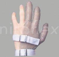Кольчужная перчатка Niroflex Fm Plus трехпалая