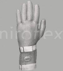 Кольчужная перчатка Niroflex Fm Plus с отворотом 75 мм